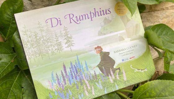 Review sách Dì Rumphius